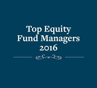 Who are the top equity fund managers for 2016?